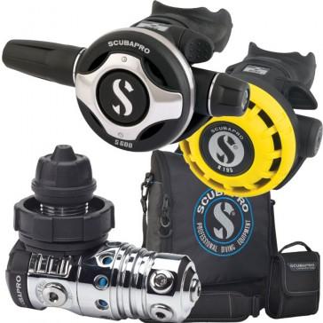 Scubapro - MK25 EVO/S600 + Δώρο R195 & Τσάντα