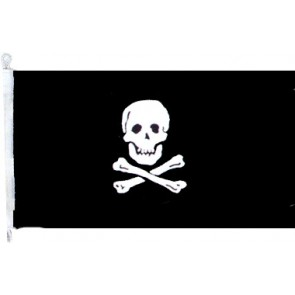 JTS - Πειρατική σημαία για το σκάφος μικρή