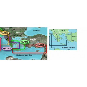 GARMIN - Χάρτες BlueChart G2 Vision