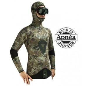 Apnea - Σακάκι Stealh Green 5,5mm
