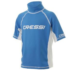 CressiSub - Παιδικό Γαλάζιο Rash Guard