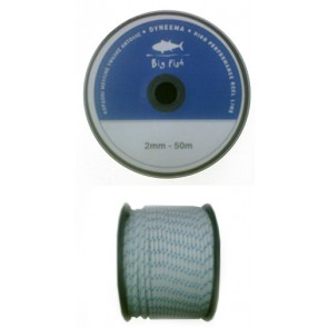 BigFish - Σκοινί dyneema 2mm για μουλινέ