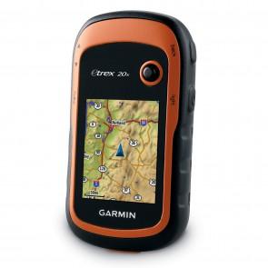 Garmin - eTrex 20x με Topo Drive Hellas