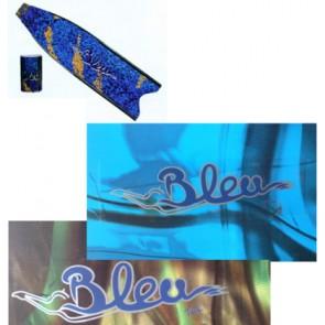 BleuTec - Αυτοκόλλητο παραλλαγής για λεπίδες σε τρία Χρώματα