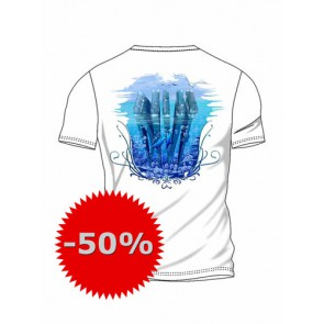 Blue Hunter - Tshirt Dive 7015