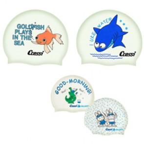 CressiSub - Παιδικό Σκουφάκι σιλικόνης