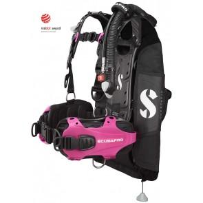 Scubapro - BCD Hydros Pro Lady Pink