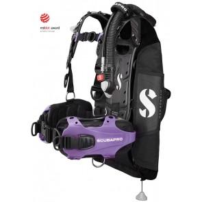 Scubapro - BCD Hydros Pro Lady Purple