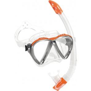 CressiSub - Σέτ μάσκα αναπνευστήρα Lince & Gamma