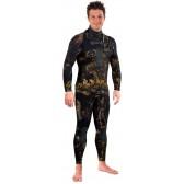 Mares - Wetsuit Instict Camo Brown 5,5mm