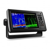 Garmin -  EchoMAP CHIRP 72dv & Greek Map &  GT20 Transducer