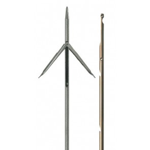 Salvi - Double barb 6,5mm diameter shaft