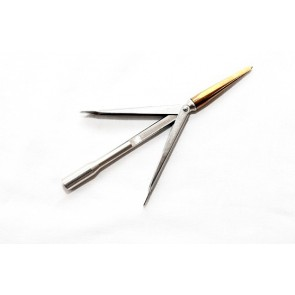 Xifias - Tricut tip with changeable spear.