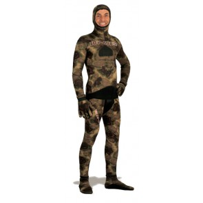 TopSub - Wetsuit Camouflage 2K6 7mm