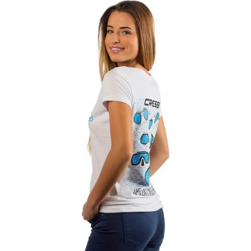 CressiSub - Γυναικείο T-shirt