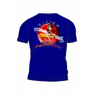 Blue Hunter - Tshirt Scuba Diving Magic 7030