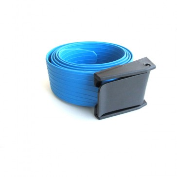 KMdive - Ζώνη βαρών Latex με πλαστική πόρπη 3mm