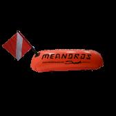 Meandros - Πλωτήρας Διπλού Αεροθαλάμου Πορτοκαλί