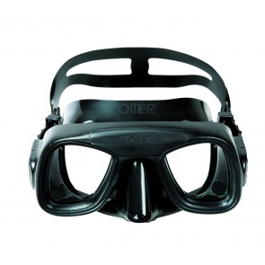 Omer - Μάσκα κατάδυσης Abyss Μαύρη