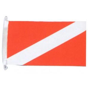 JTS - Καταδυτική σημαία μεγάλη