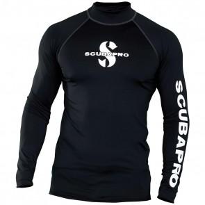 Scubapro - Μακρυμάνικο Rash Guard Black