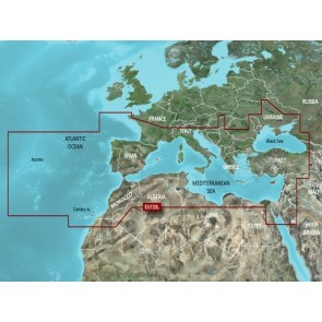 Garmin - BlueChart G3 Vision Large Ευρώπη VEU723L