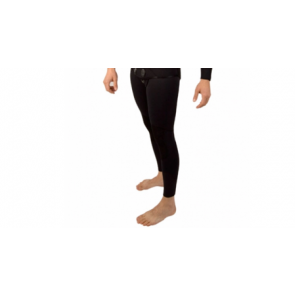 Picasso - Παντελόνι Long John Φόδρα ξυρισμένο Μαύρο 5mm