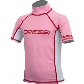 CressiSub - Παιδικό Ροζ Rash Guard