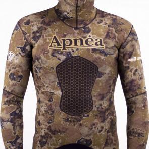 Apnea - Σακάκι Stealth Green 3mm