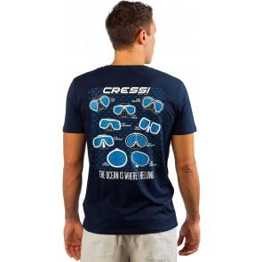 CressiSub - Ανδρικό T-shirt