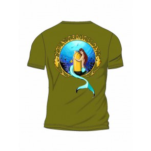 Blue Hunter - Tshirt Scuba Never Dive Alone 7027