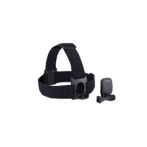 GoPro - Ιμάντας κεφαλιού + Quick clip