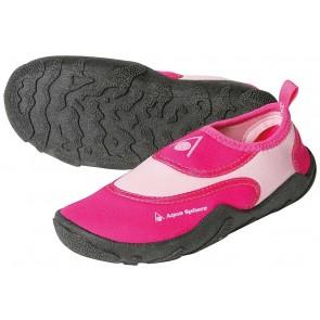 AquaSphere -  Παιδικά παπούτσια  Beachwalker Ροζ