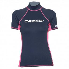 CressiSub - Κοντομάνικο Γυναικείο Rash Guard
