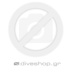 Apnea - Βέργα ταϊτής GOLD μονόφτερη με εγκοπές 6 mm