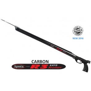 Apnea - RAYO Roller R3 90cm Carbon & ΔΩΡΟ μουλινέ