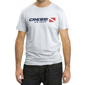 CressiSub - Αντρικό T-shirt Dive center 61c71f9b6fc