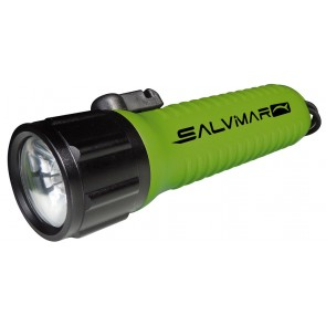 Salvi - Φακός Lecoled Πράσινος