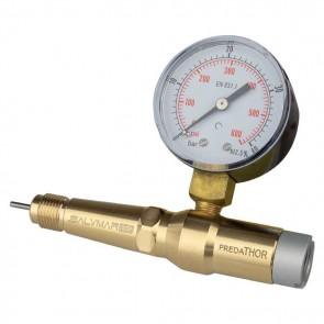 Salvimar - Μανόμετρο μέτρησης πίεσης με βαλβίδα
