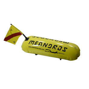 Meandros - Πλωτήρας Διπλού Αεροθαλάμου Κίτρινος