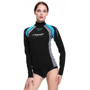 CressiSub - Μακρυμάνικο Γυναικείο Thermo Vest 0.5mm