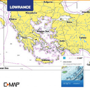 C-MAP - DISCOVER Ελλάδα