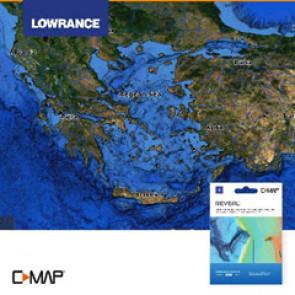 C-MAP - Reveal Ελλάδα