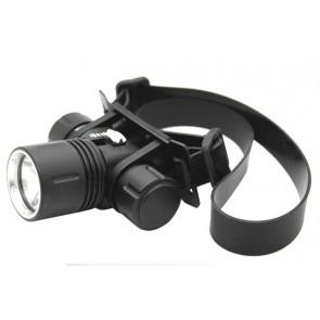 Xdive - Φακός κεφαλής CREE LED / 10W Επαναφορτιζόμενος 20369