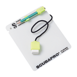 Scubapro - Επιφάνεια γραφής