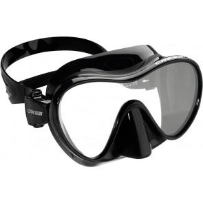 CressiSub - Μάσκα Frameless f1-Μαύρο