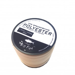 BigFish - Polyester line 2mm 50m