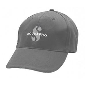 Scubapro -  Basball Cap Grey