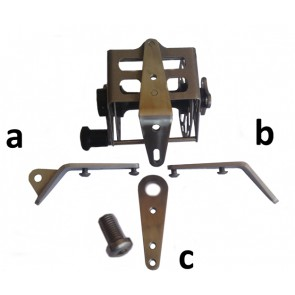 Meandros - Reel adapter