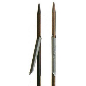 Seatec - Single barb shaft with sharkfins GOLD EXTREME AUSTRALIAN